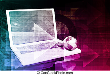 Social Media Usage Technology for Teens on PC
