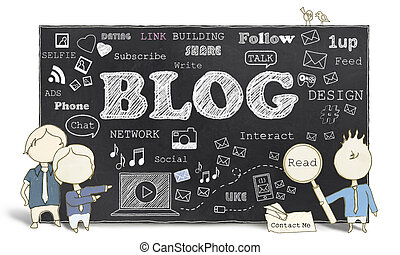 Social Media with Blogging - Words of Social Media and...