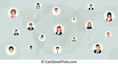 Social Network Connections