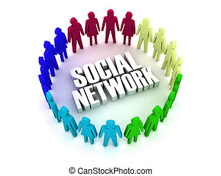 social, network.