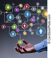 Social networking in business - The leverage of social...