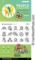 Social People Collection