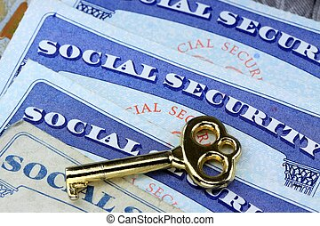 Social security benefits concept - Social security and ...