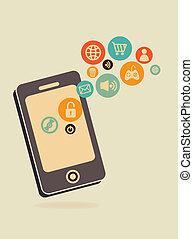 sociale, media