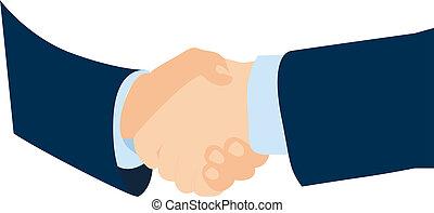 socio, empresa / negocio