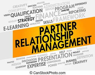 socio, relación, dirección