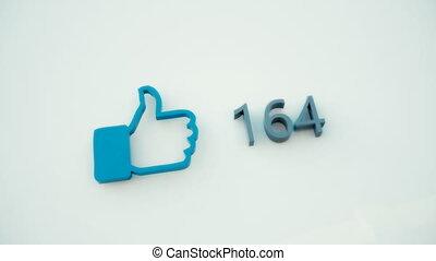 Socioal Media post going viral. - A social Media post goes...