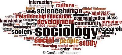 sociology, 単語, 雲