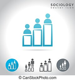 sociology, jogo, ícone