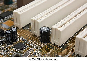 socket on the board