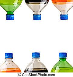 Soda Bottle Frame