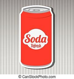 soda can design