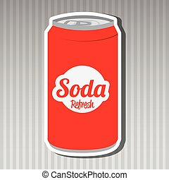 soda can design
