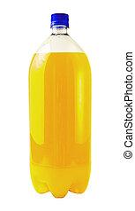 soda carbonato arancia