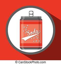 Soda concept design