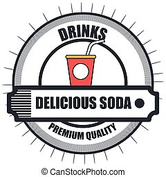 soda drink beverage