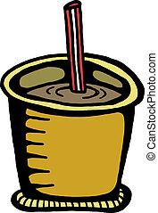 Soda Drink Clip Art