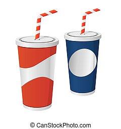 Soda Drink Cups