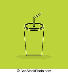 soda drink design