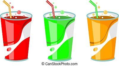soda drinks - soda flavours