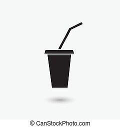 Soda gas drink