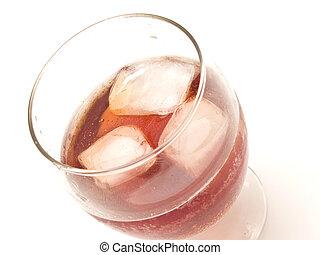 soda, kopp