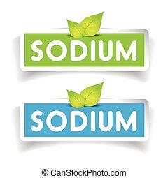 Sodium label vector set