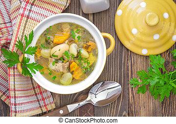 soep, boon