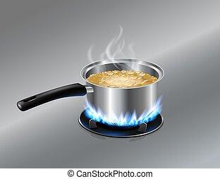 soep pot