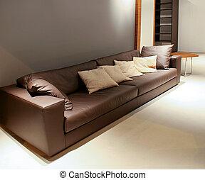 sofá, ângulo