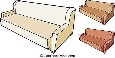 sofa design (sofa bed)