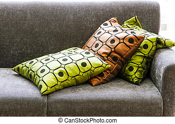 sofa in modern