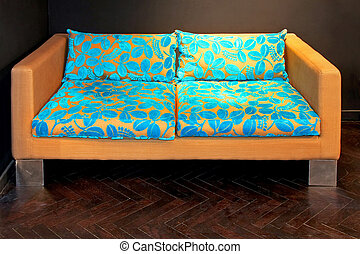 sofa, moderne