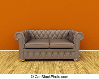 sofa, stary
