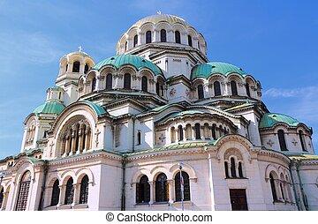 Sofia Cathedral - Sofia, Bulgaria - Alexander Nevsky ...