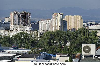 sofia, cityscapes, bulgaria