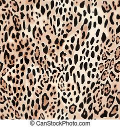 soft animal print - seamless background