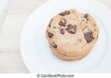 Cookie with Dark Chocolate Chip