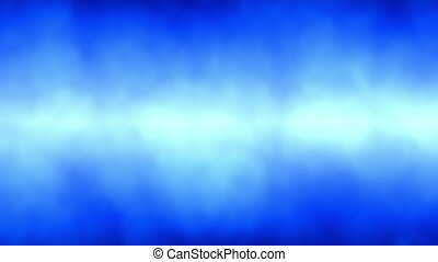 Soft Blue Background - Abstract blue background loop