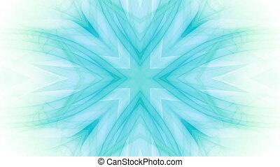 Soft Blue Green VJ Loop