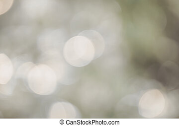 Soft blur background with bokeh light.
