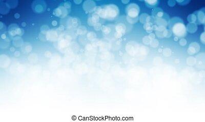 Soft bokeh background