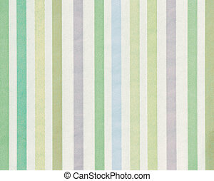 soft-color background with colored vertical stripes (shades of green and blue)