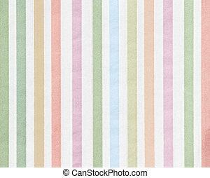 soft-color, bakgrund, med, färgad, lodlinje galon