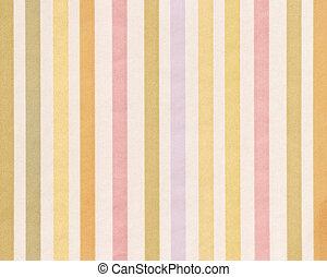 soft-color, rosa, färgad, lodlinje galon, bakgrund, apelsin,...