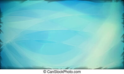 Soft colored abstract background for loop. Watercolor texture effect.
