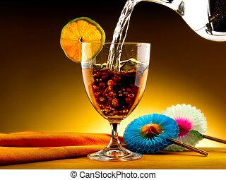 Soft drink fresh