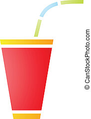 Soft Fizzy Drink Icon