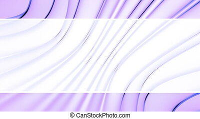 Soft Flowing Wedding Background