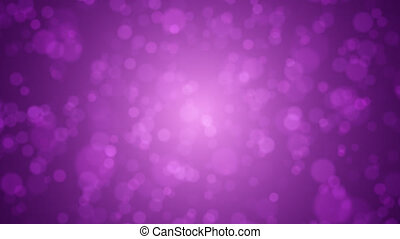 Soft focus abstract purple pink bokeh background